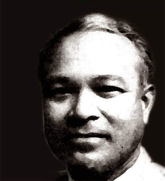আদিবাসী কিংবদন্তী মারাং গোমকে জয়পাল সিং মুন্ডা।