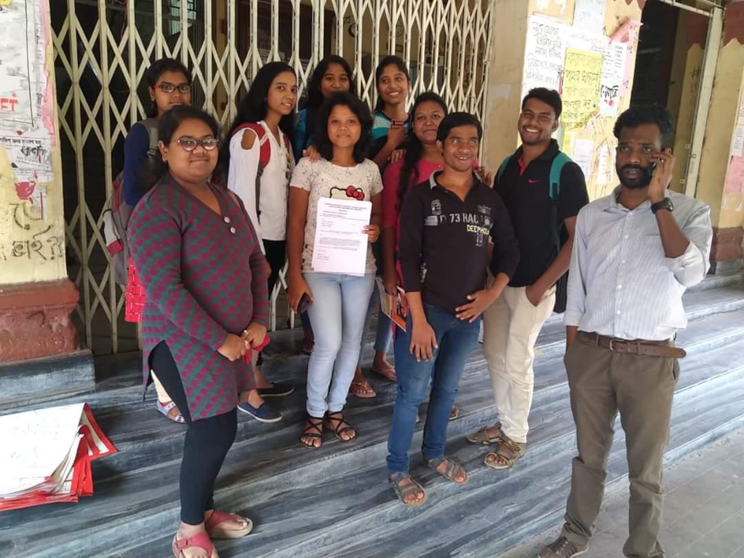 যাদবপুর বিশ্ববিদ্যালয়ে নিয়োগের ইন্টারভিউে জাল তপশীলি উপজাতি শংসাপত্র জমা দেবার অভিযোগ|