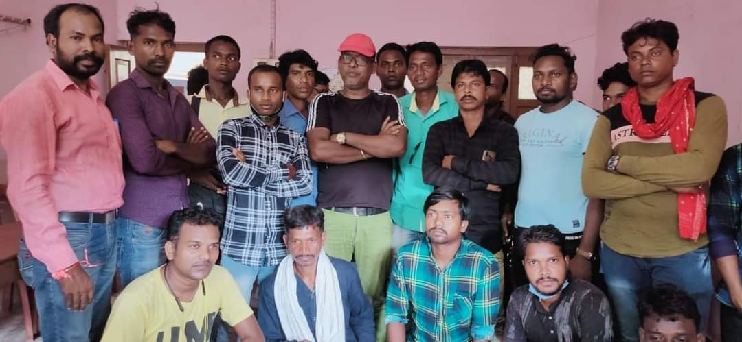 Santali Artist Association (SAA) এর পশ্চিম মেদিনীপুর জেলা কমিটি গঠন|